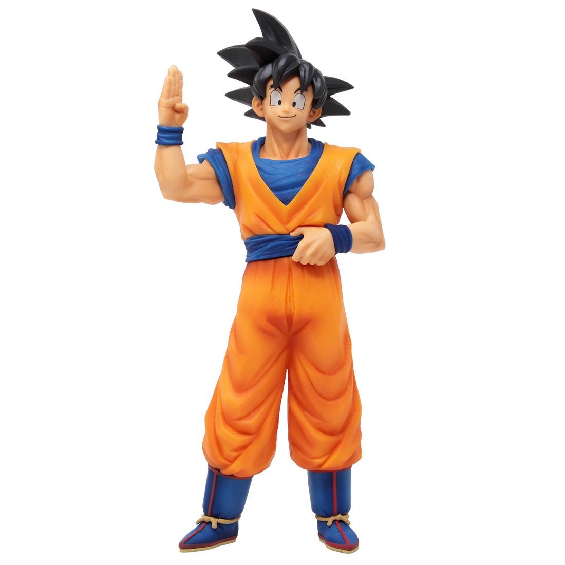 Banpresto Dragon Ball Z Figure Ekiden Outward Bound Son Goku Figure (orange)