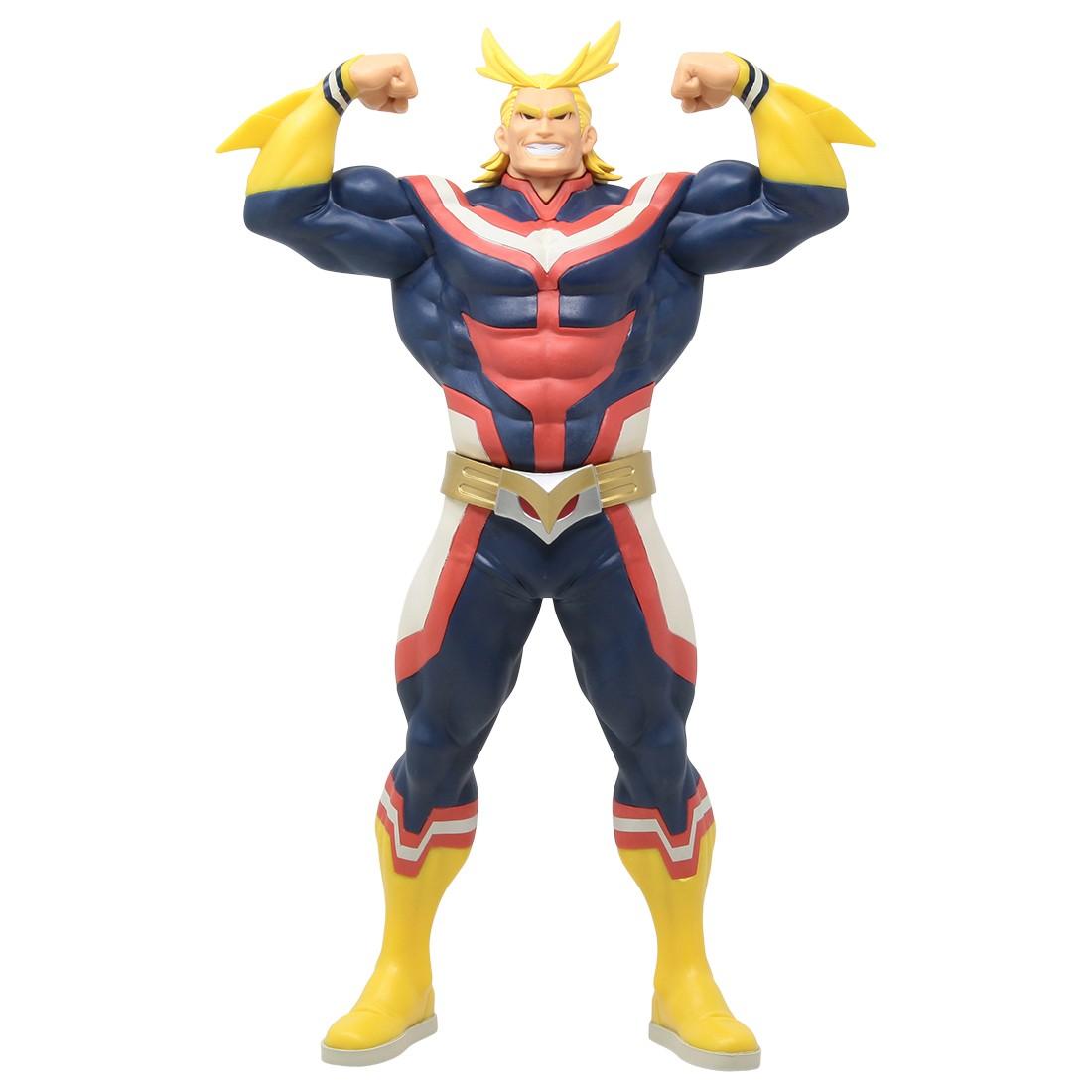 Banpresto My Hero Academia Grandista All Might Figure (navy)