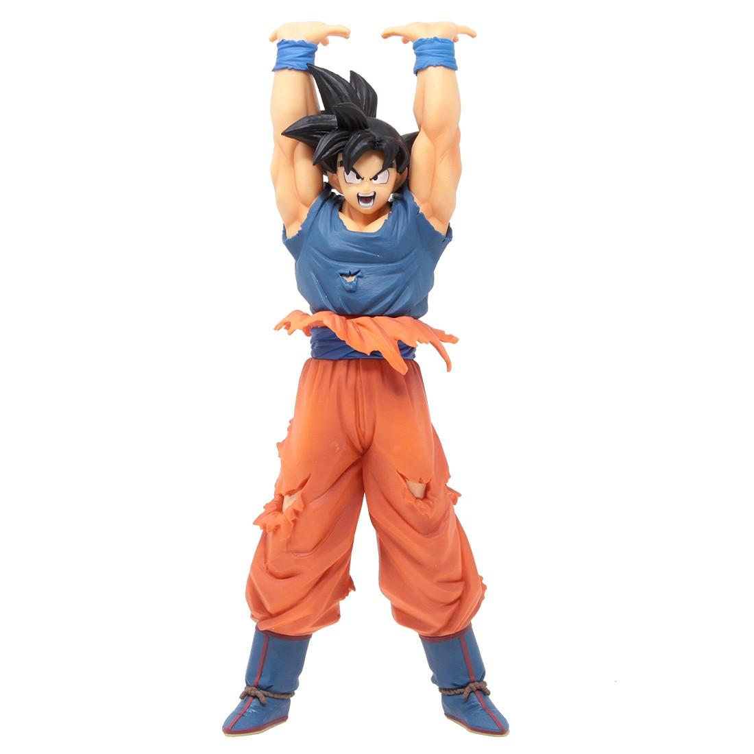 Banpresto Dragon Ball Super Goku Give Me Energy Spirit Ball Special Figure (blue)