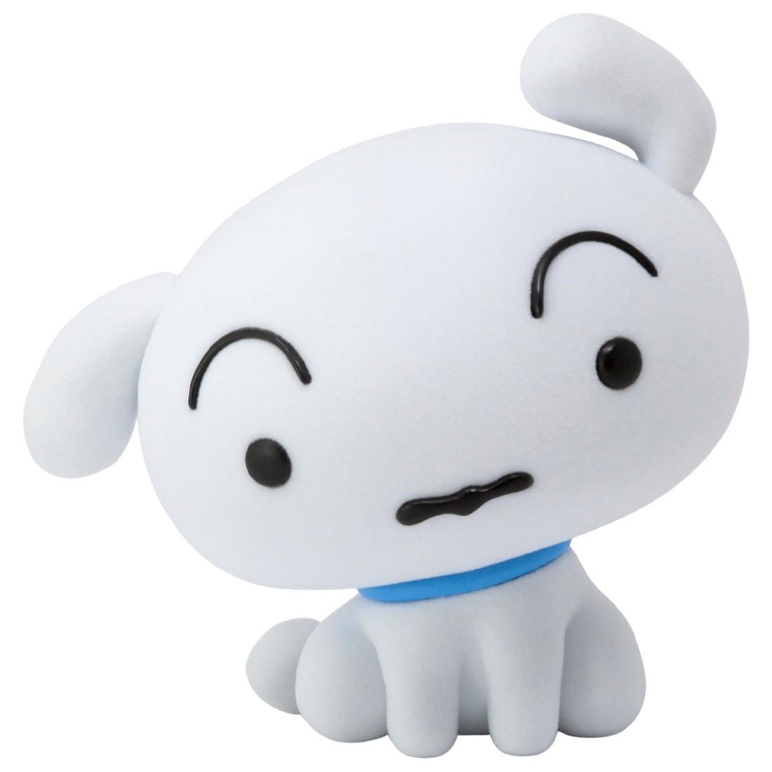Banpresto Crayon Shin-Chan Fluffy Puffy Shiro Ver. A Figure (white)