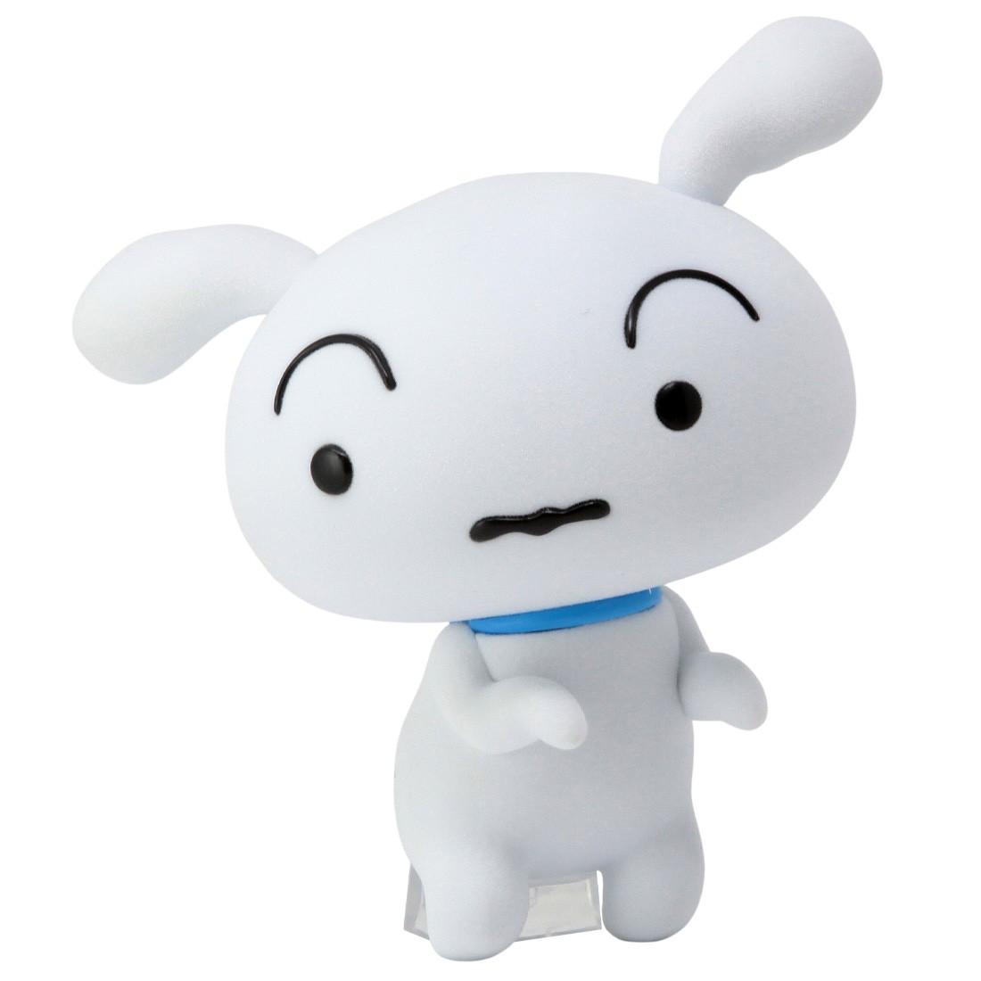 Banpresto Crayon Shin-Chan Fluffy Puffy Shiro Ver. B Figure (white)