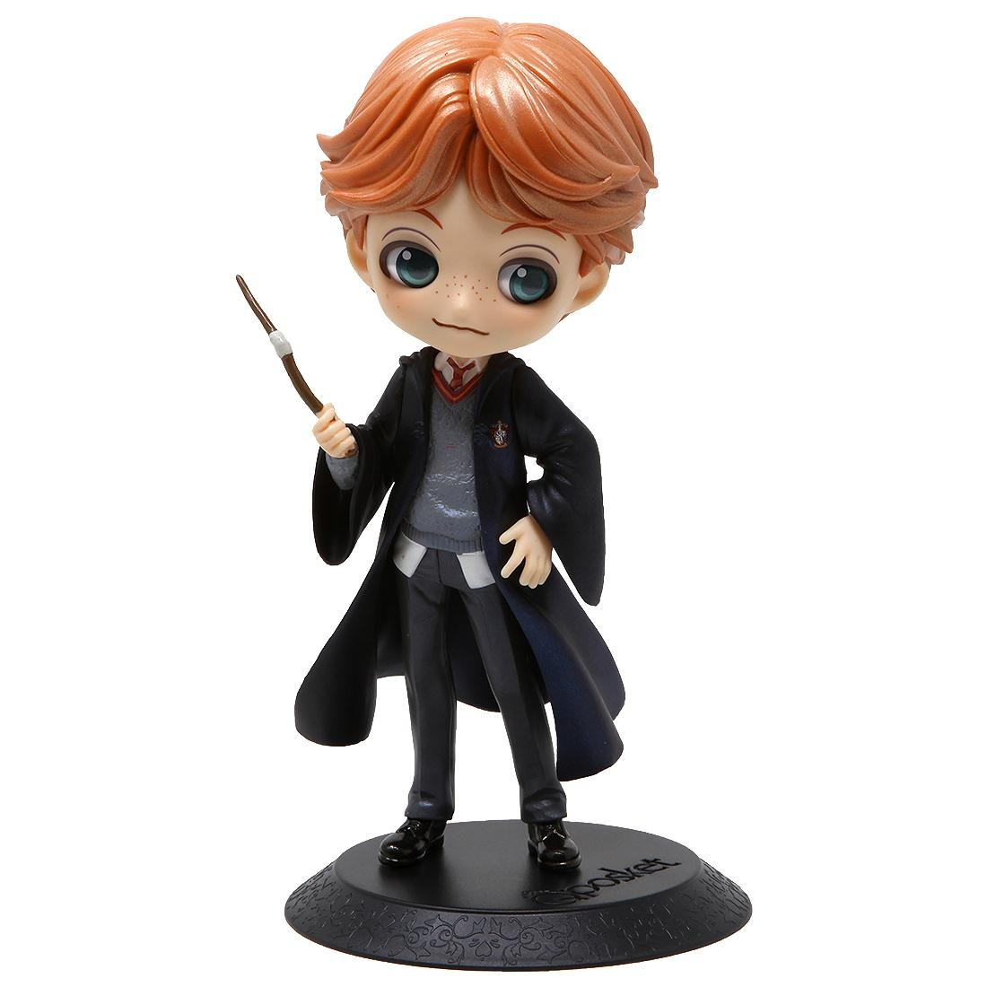 Banpresto Q Posket Harry Potter Ron Weasley Figure - Pearl Color Ver. B (brown)