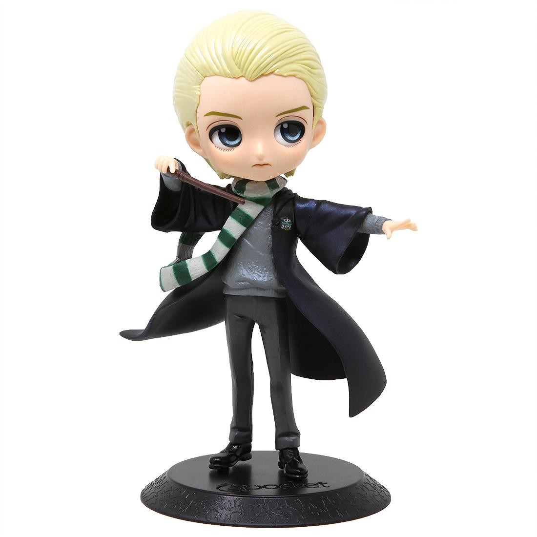 Banpresto Q Posket Harry Potter Draco Malfoy Figure - Pearl Color Ver. B (yellow)