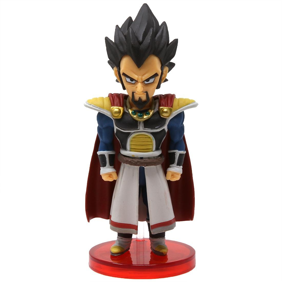 Banpresto Dragon Ball Super Broly Movie World Collectable Figure Vol 2 - 09 King Vegeta (blue)