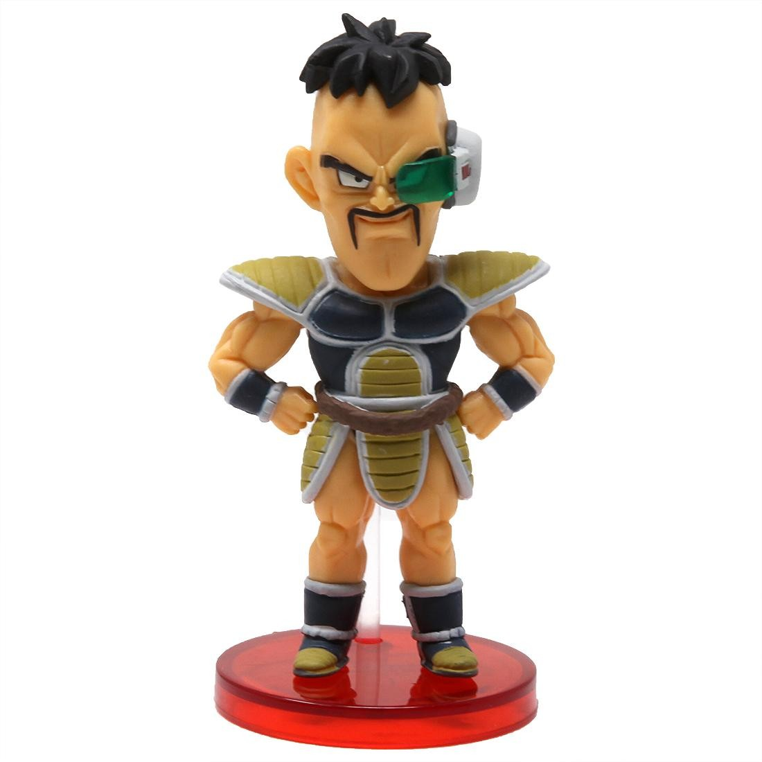 Banpresto Dragon Ball Super Movie World Collectable Figure Vol. 2 - 11 Nappa (tan)
