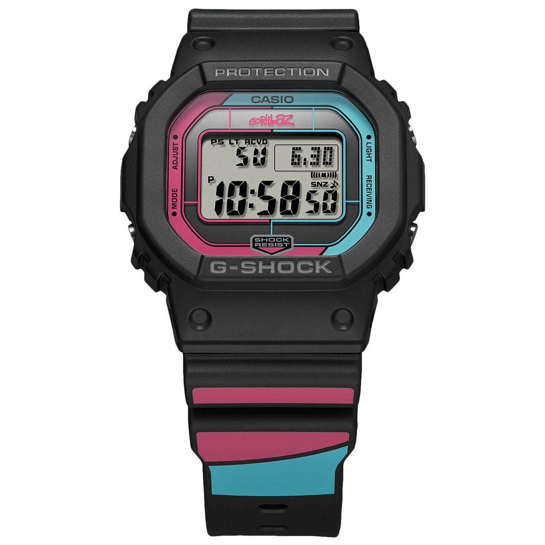G-Shock Watches x Gorillaz GWB5600 Watch (black / red)