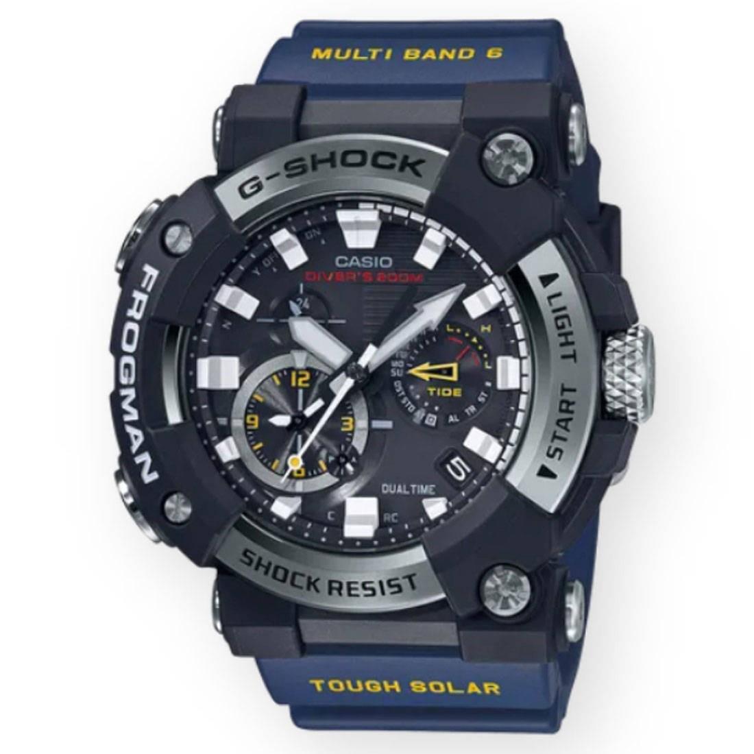 G-Shock Watches GWFA1000 Frogman Watch (blue / navy)