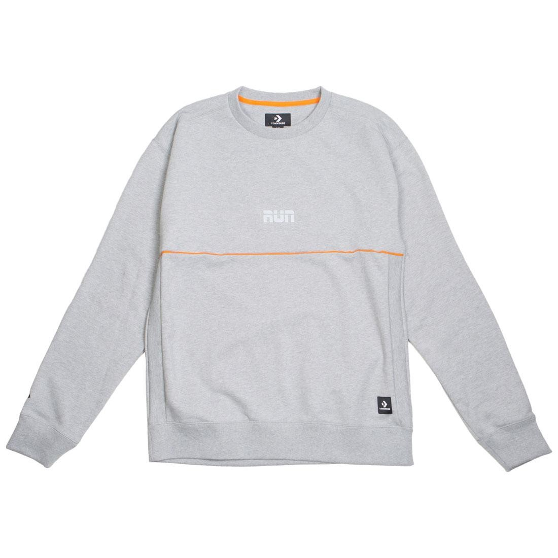 Converse x Vince Staples Men Crew Sweater (gray / heather)