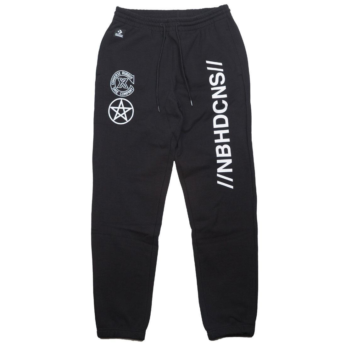 Converse x Neighborhood Men Sweatpants (black)