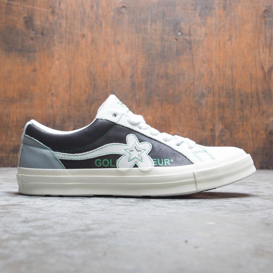 Converse x Golf le Fleur Men One Star Ox (black / barely blue / egret)