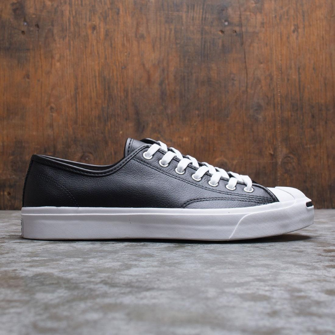Converse Men Jack Purcell Leather Ox