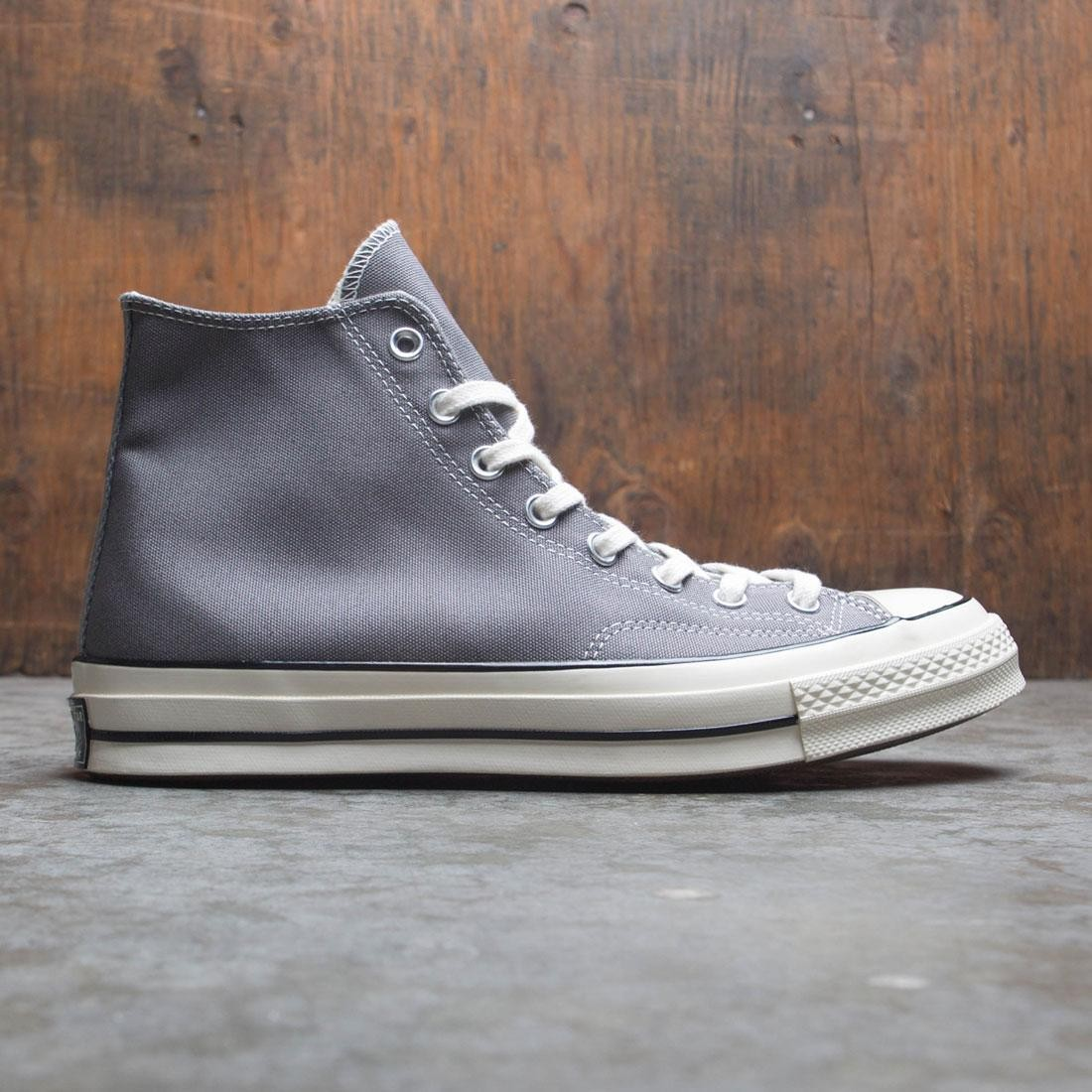 Converse Men Chuck 70 Vintage Canvas Hi (gray / mason / egret / black)