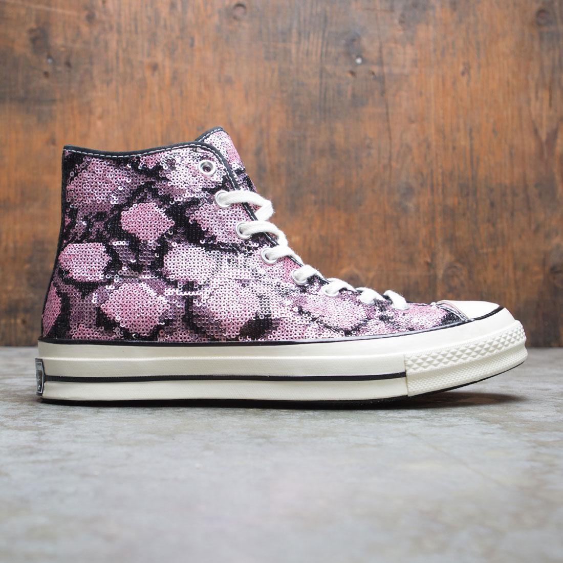 Converse Men Chuck 70 Hi (pink / light orchid / egret / black)