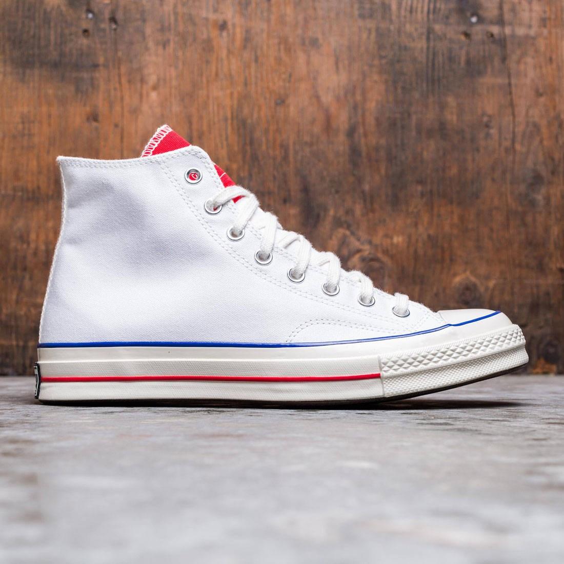Converse Men Varsity Remix Chuck 70 Hi (white / university red / egret)