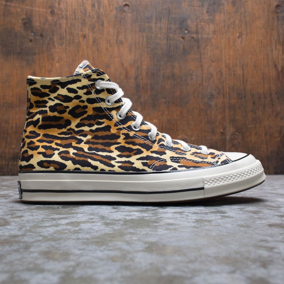 Converse x Invincible x Wacko Maria Men Chuck 70 Hi (brown / egret / black)