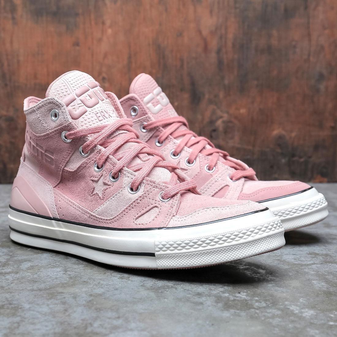 Converse Men Earth Tone Suede Chuck 70 E260 (pink / cameo brown / cameo rose / egret)