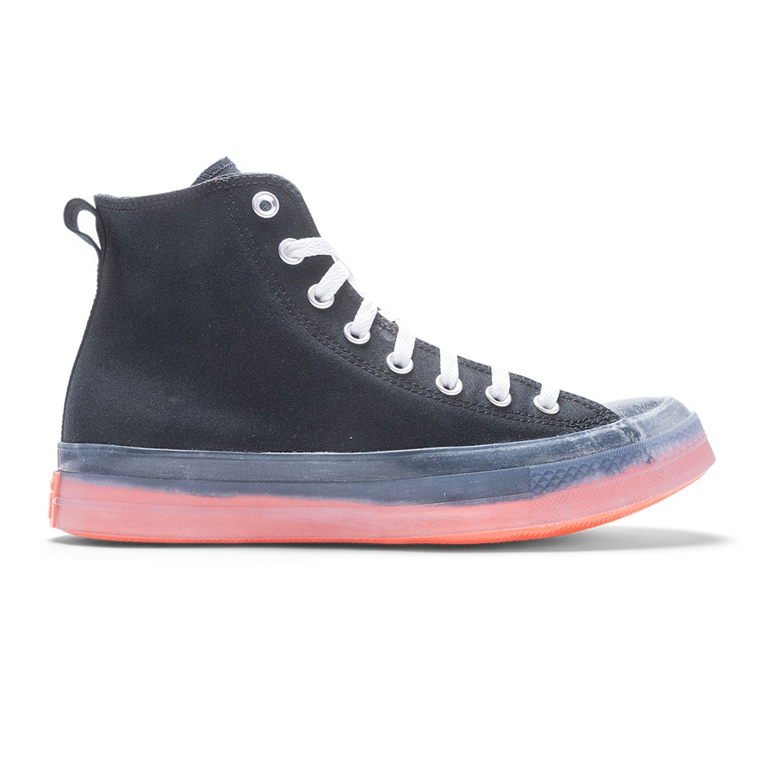 Converse Men Chuck Taylor All Star CX Hi (black / clear / wild mango)