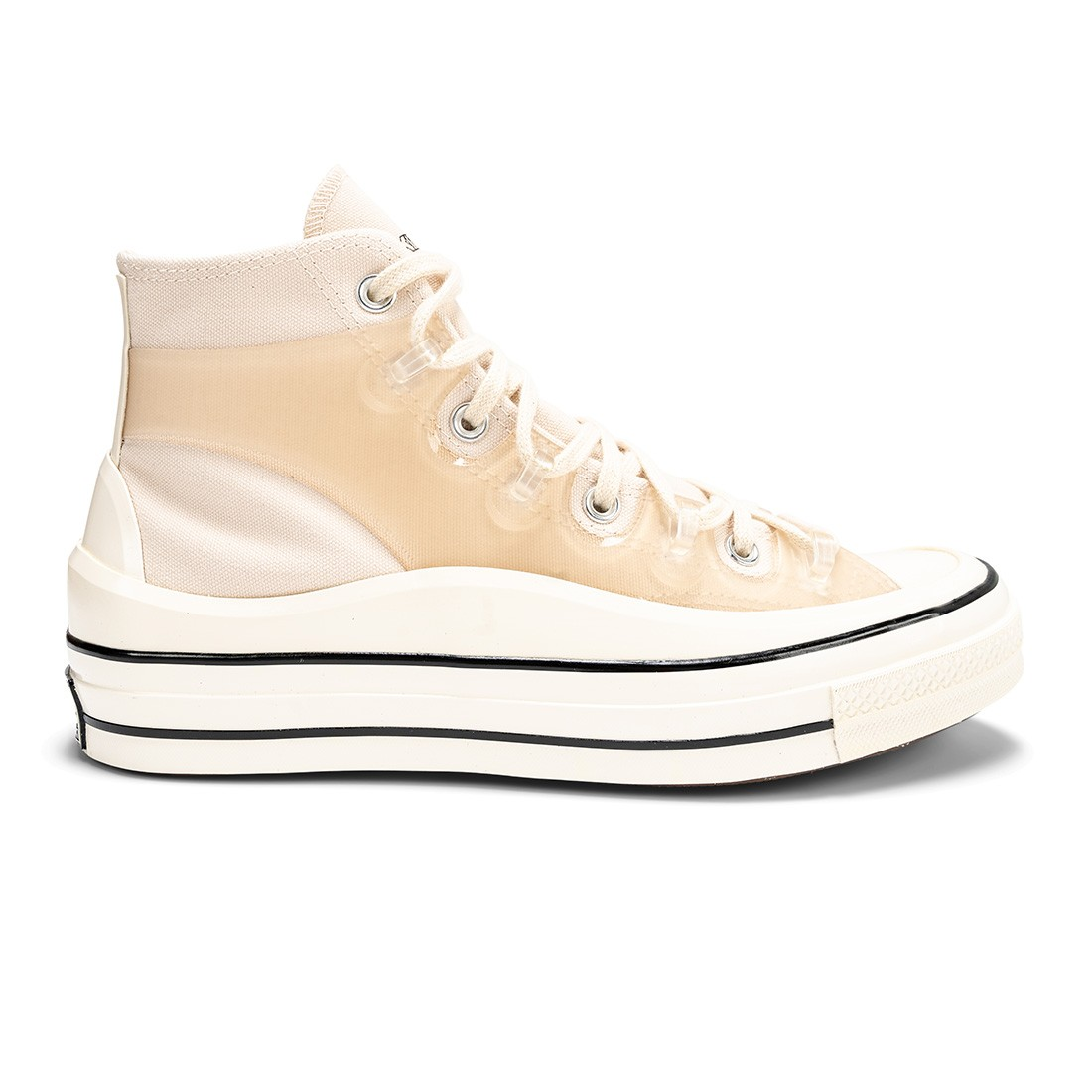 Converse x Kim Jones Men Chuck 70 Utility Wave Hi (white / natural ivory)