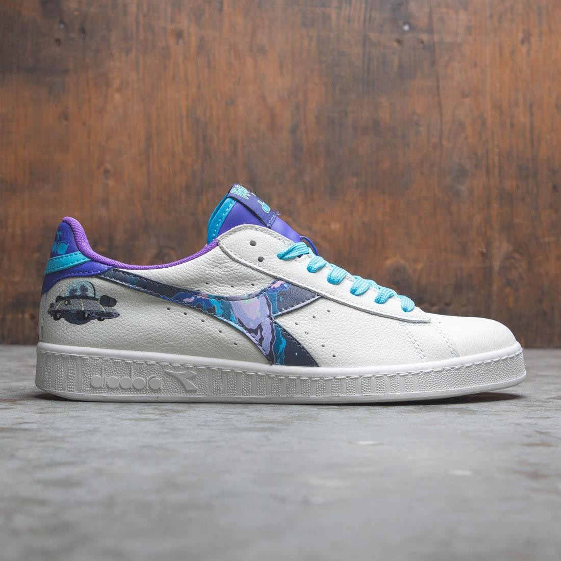 Diadora x Rick And Morty Men Game Intergalactic (white)