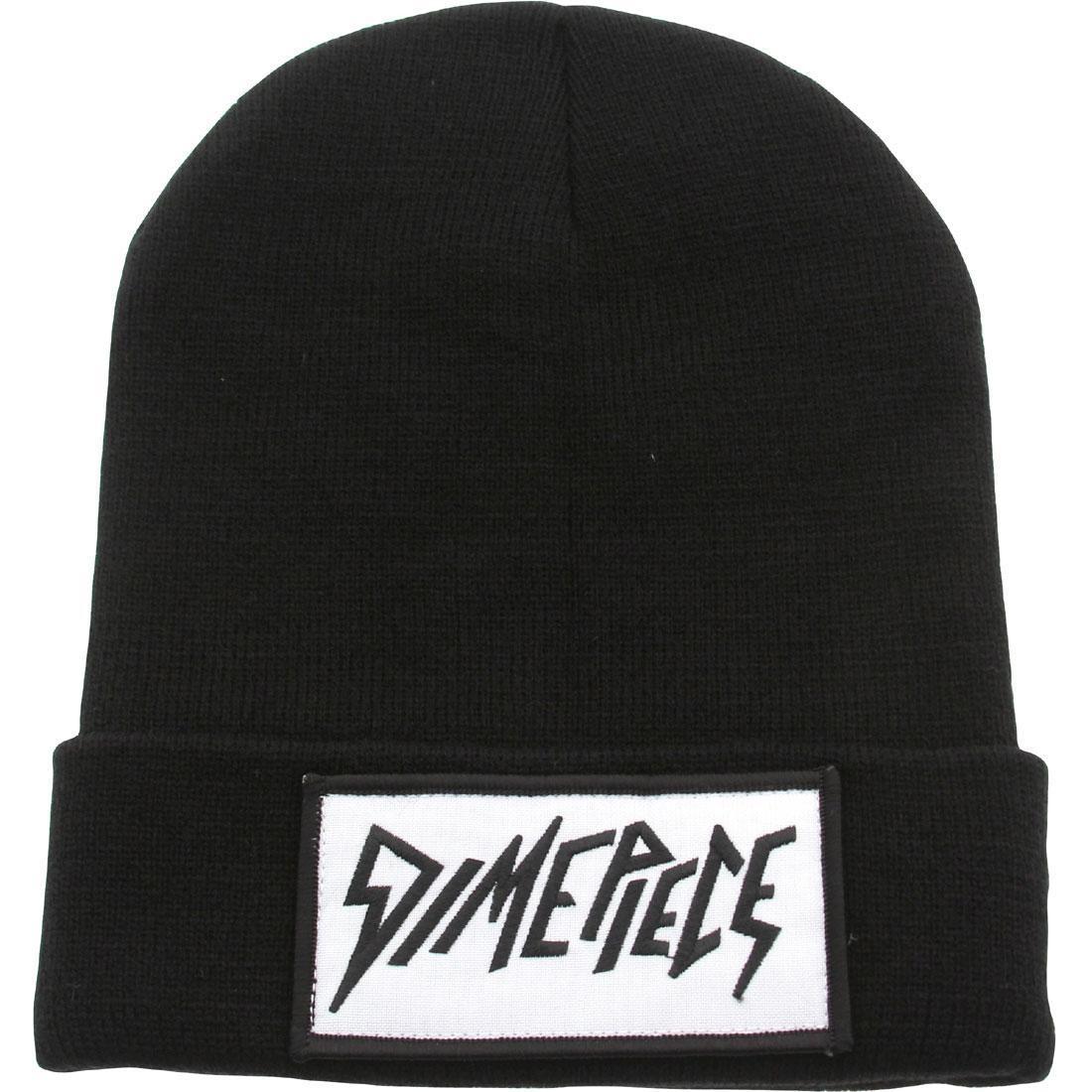 Dimepiece Women Logo Beanie (black / black detail)
