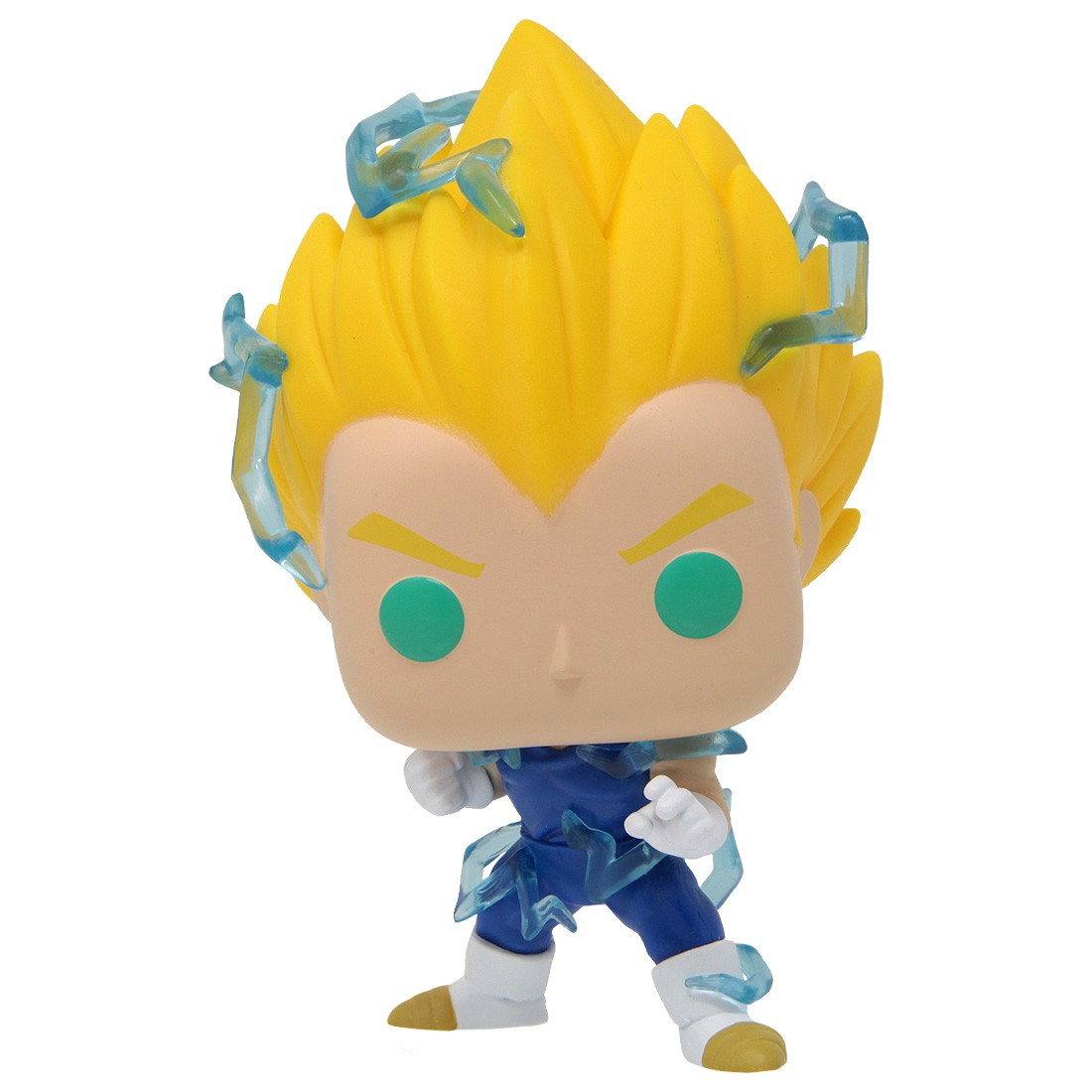Funko POP Animation Dragon Ball Z Super Saiyan 2 Vegeta PX Previews Exclusive (blue)