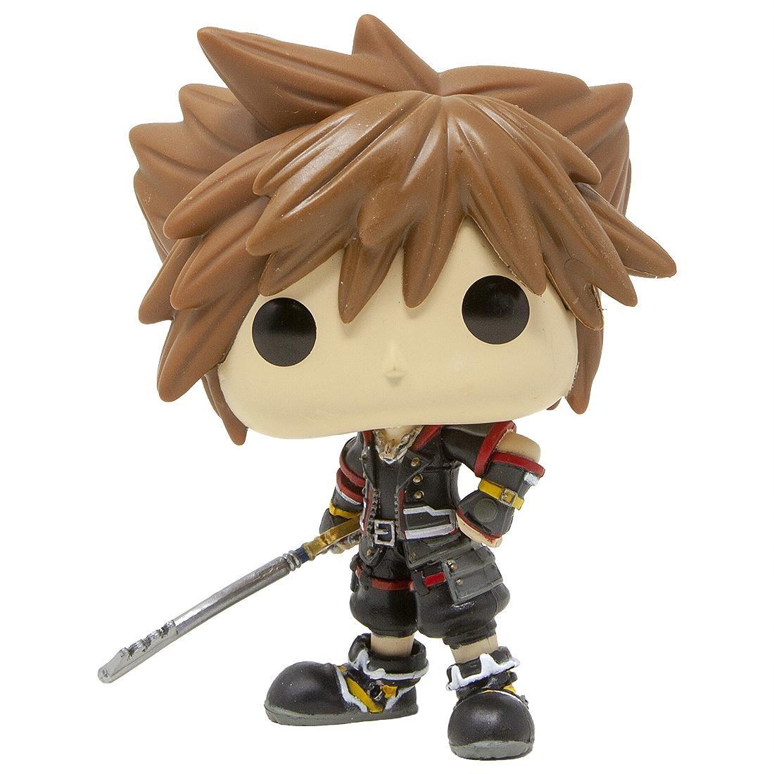 Funko POP Disney Kingdom Hearts 3 Sora Figure (brown)