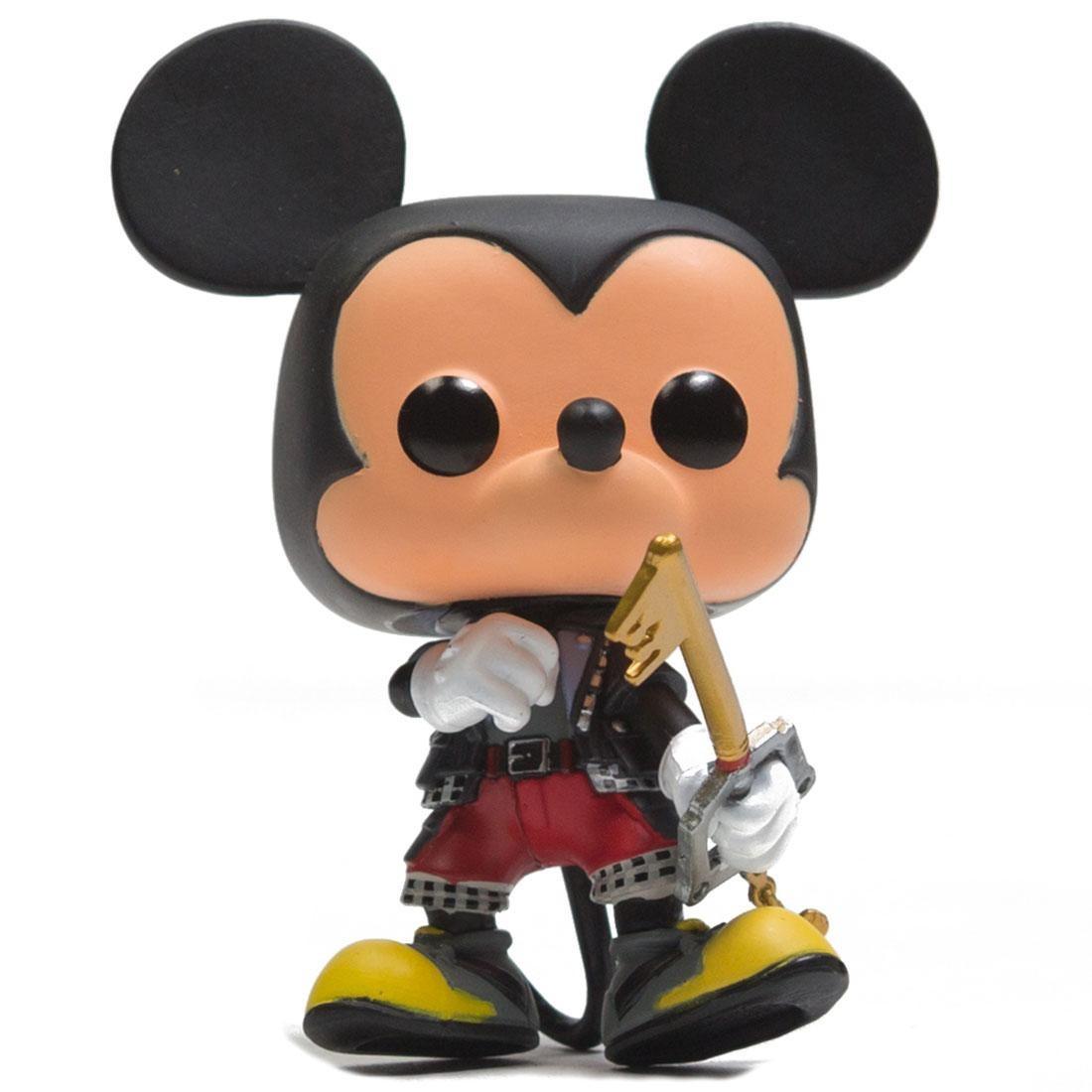 Funko POP Disney Kingdom Hearts 3 Mickey Figure (black)