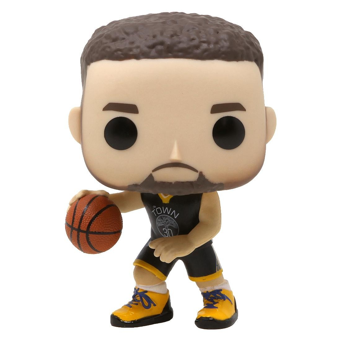 Funko POP Sports NBA Golden State Warriors - Stephen Curry (gray)