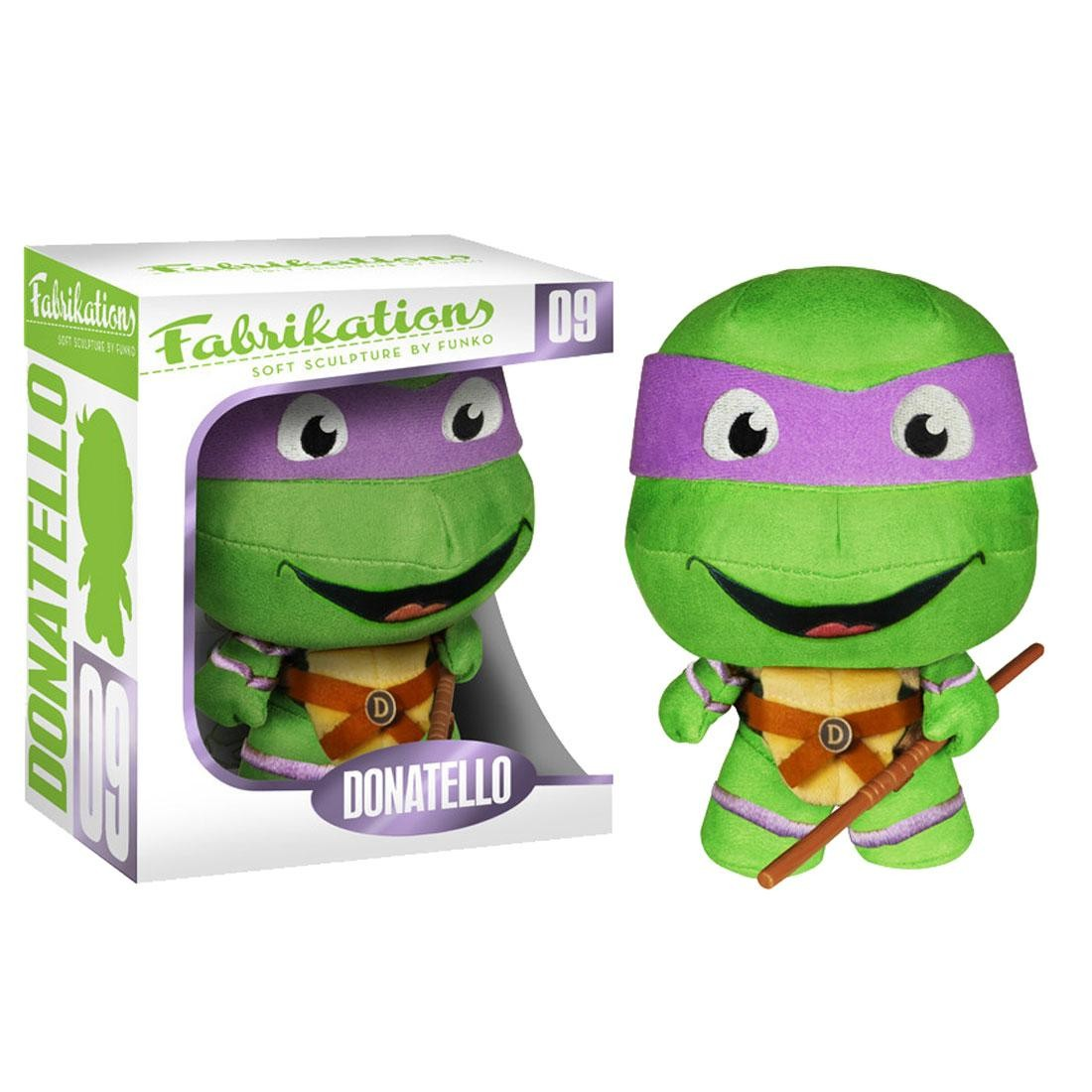 Funko Fabrikations TMNT Donatello (green / purple)