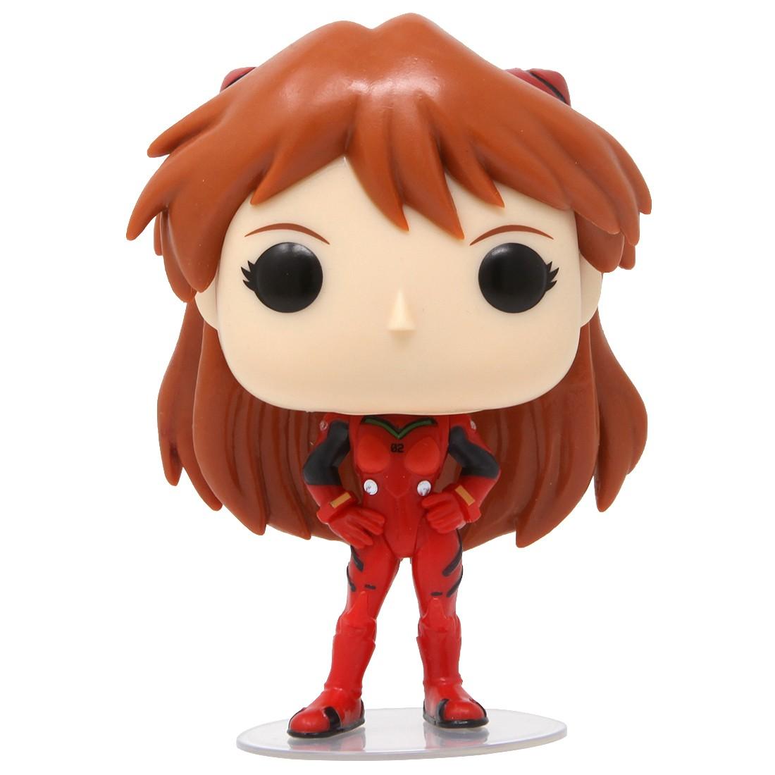 Funko POP Animation Evangelion - Asuka Langley Soryu (red)