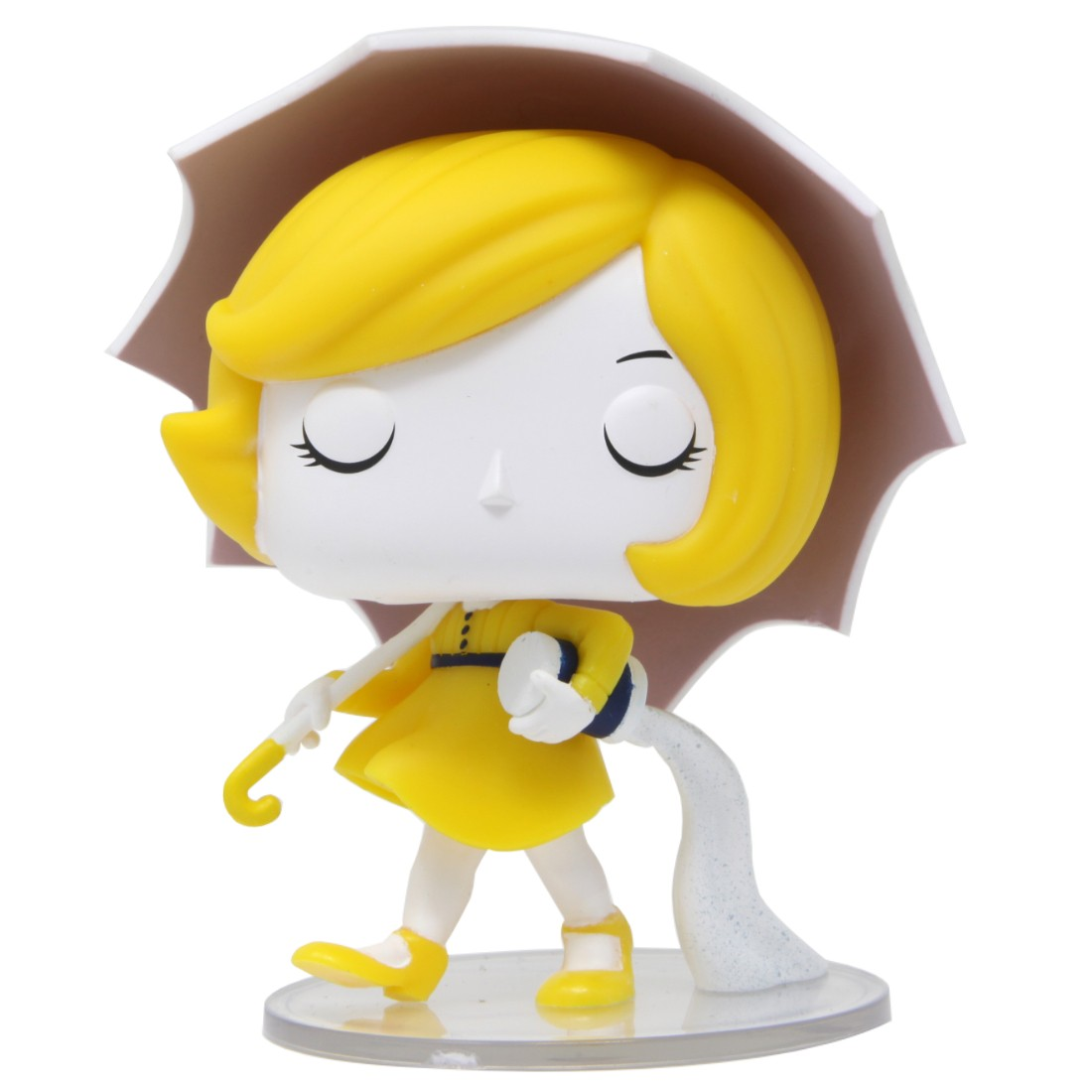 Funko POP Ad Icons Morton - Salt Girl (yellow)