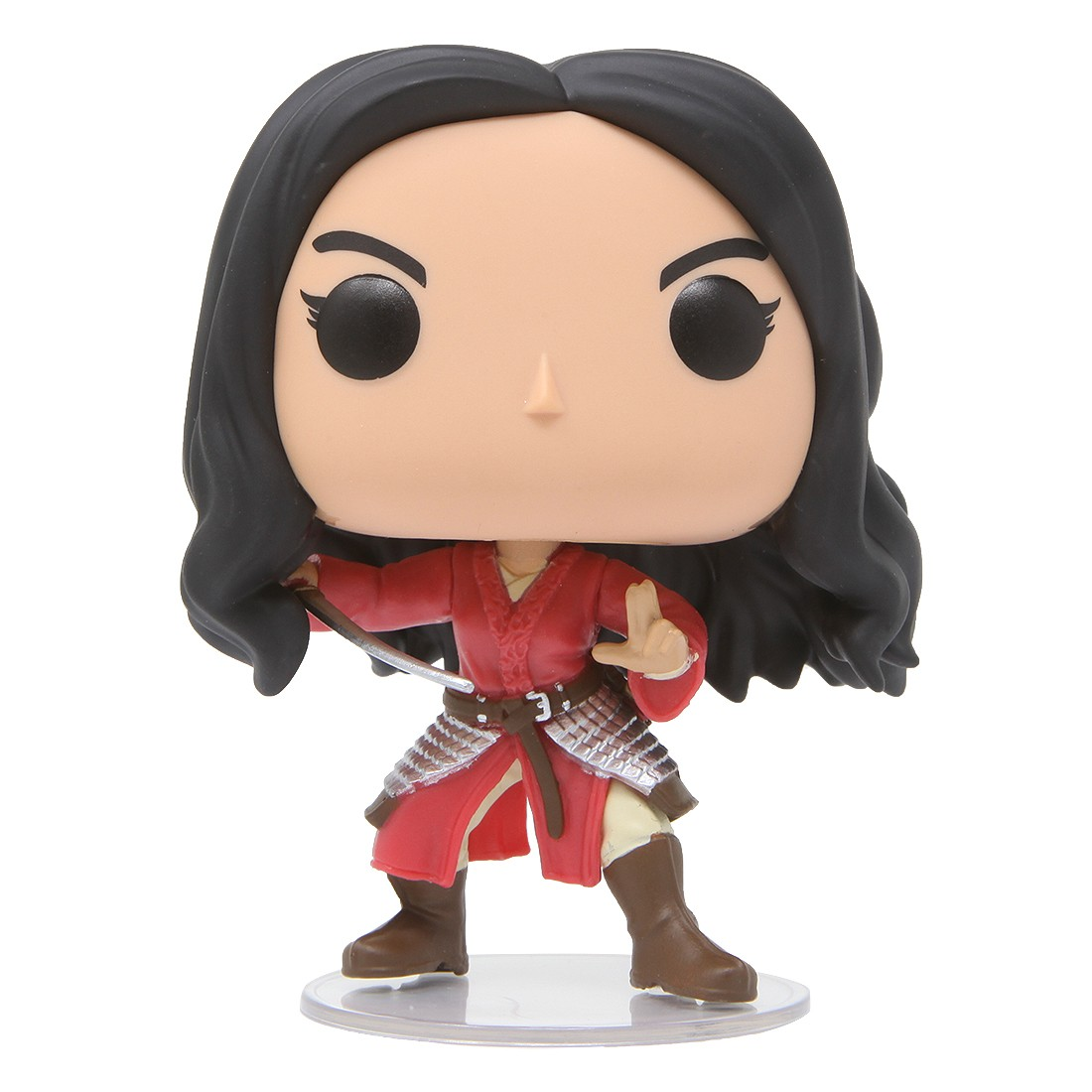 Funko POP Disney Mulan Live - Warrior Mulan (red)