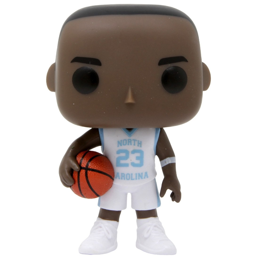 Funko POP Basketball UNC Michael Jordan - Away Jersey (white)