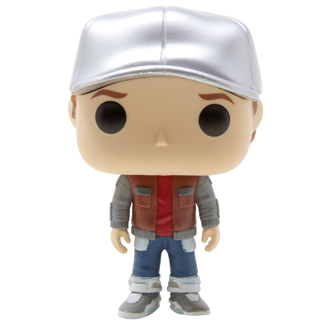 Funko POP Movies Back To The Future - Marty In Future Outfit (brown)