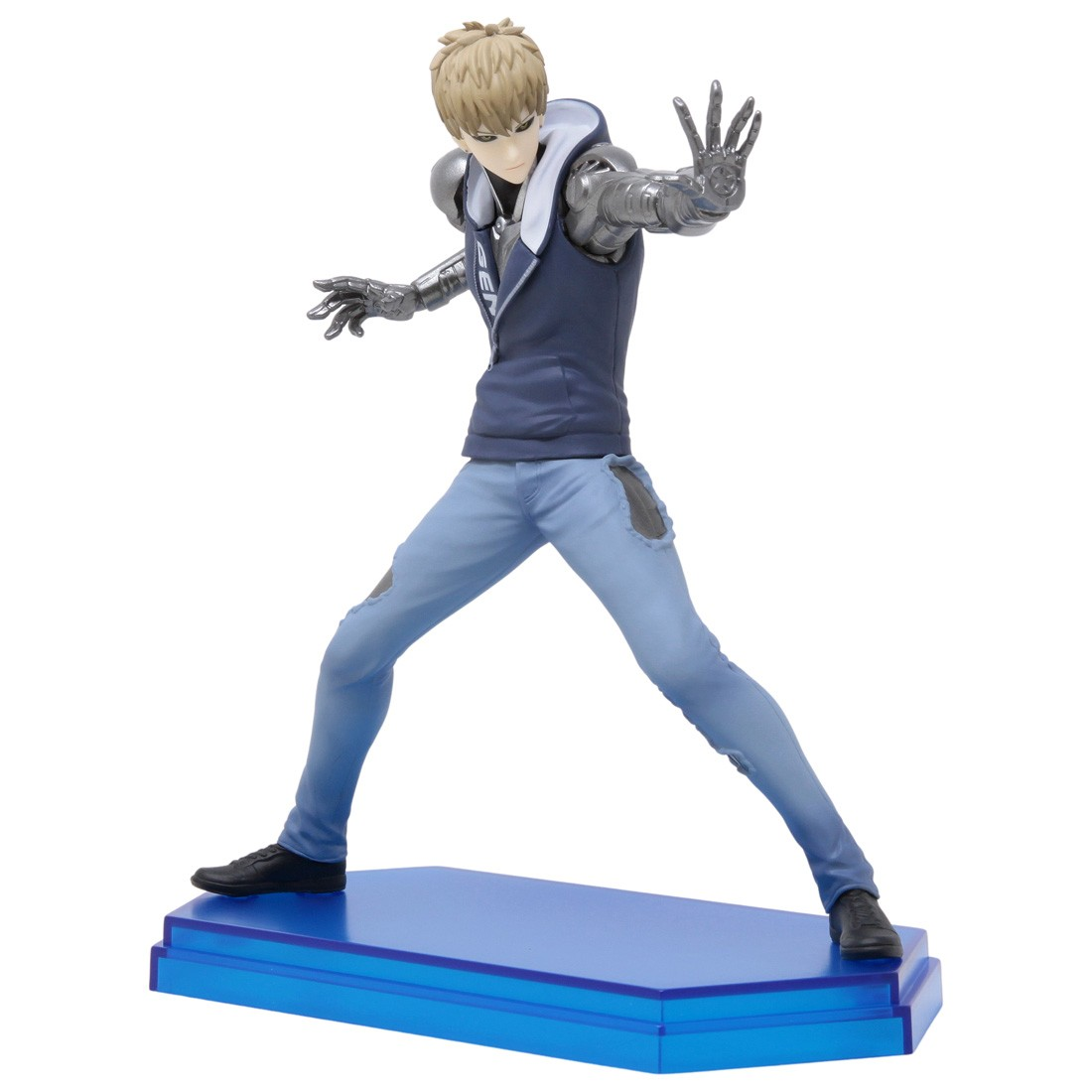 One Punch Man Figure Genos POP UP PARADE GOOD SMILE COMPANY