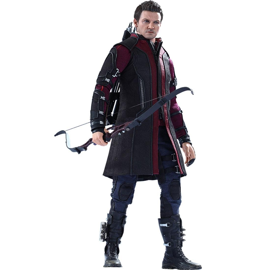 Hot Toys Hawkeye Avengers Age of Ultron 1/6 Scale Collectible Figure (black)