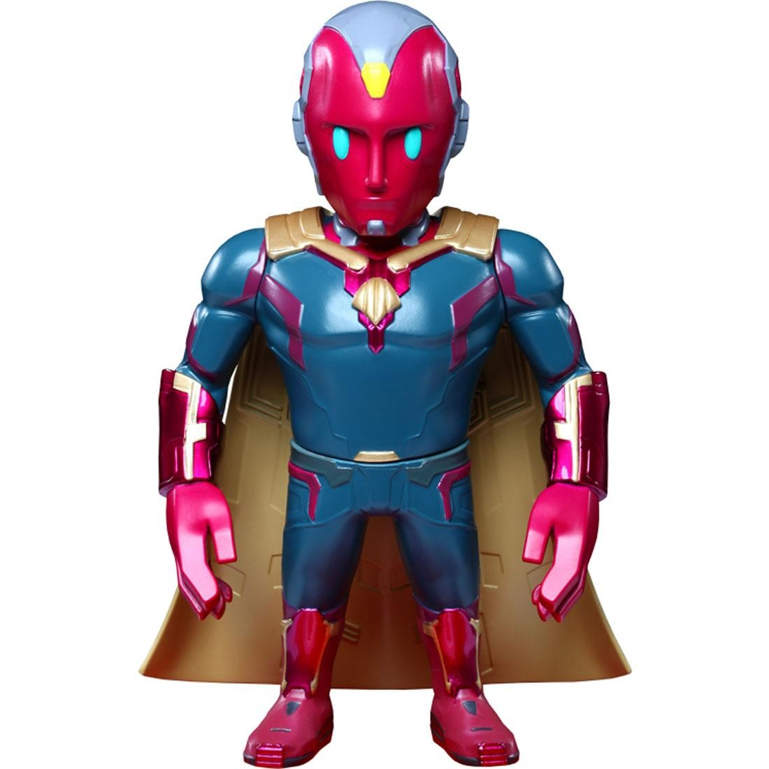 Hot Toys Vision Avengers Age of Ultron Series 2 Artist Mix Collectible Figure (pink / blue)