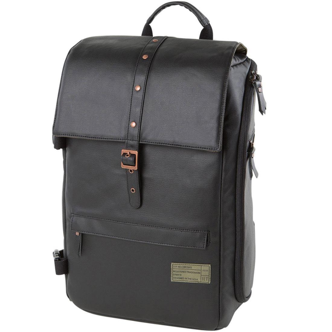 Hex DSLR Photographer Sling Backpack (black)