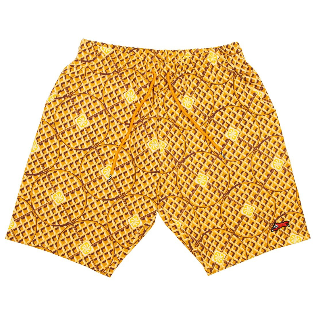 Ice Cream Men Nyjah Shorts (yellow / sunflower)