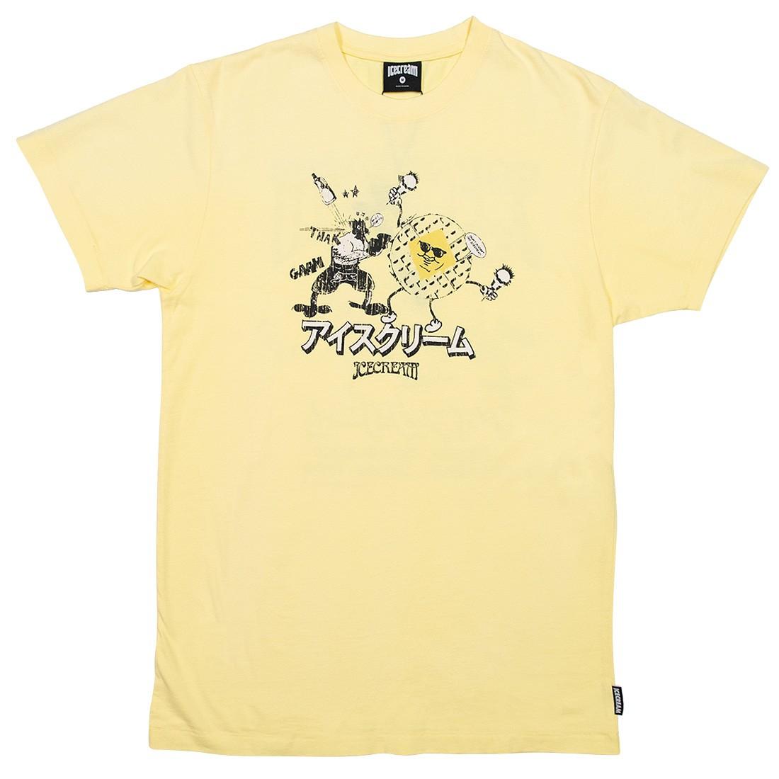 Ice Cream Men Reynolds Knit Tee (yellow)