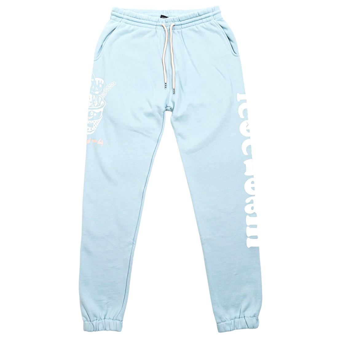 Ice Cream Men Cones Sweatpants (blue)