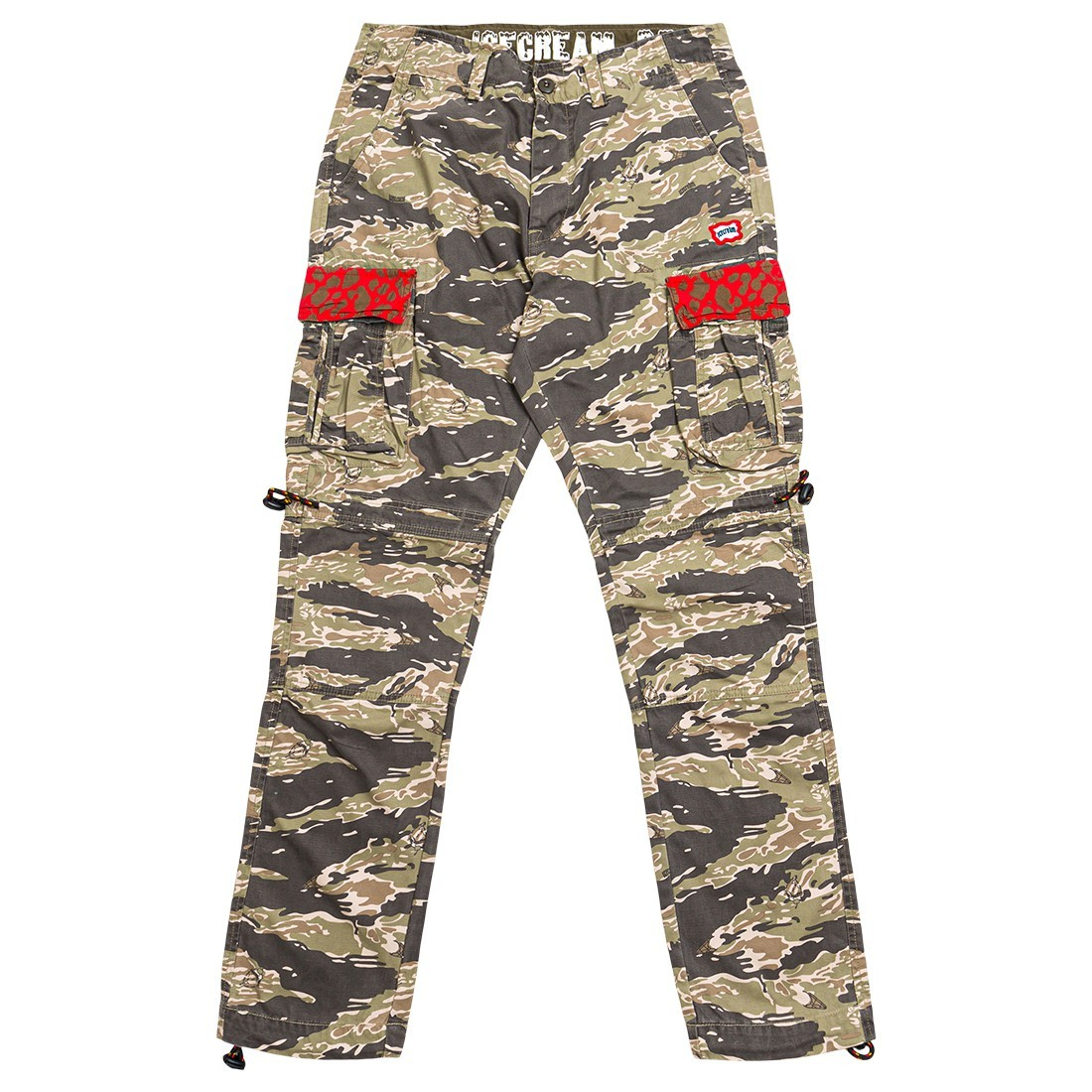 Ice Cream Men Tiger Pants (camo)