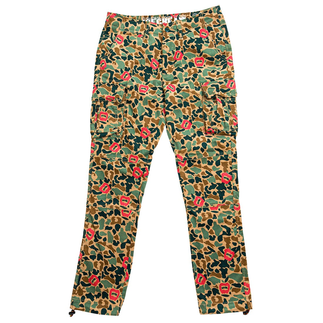 Ice Cream Men Apple Pants (camo / brown / green)