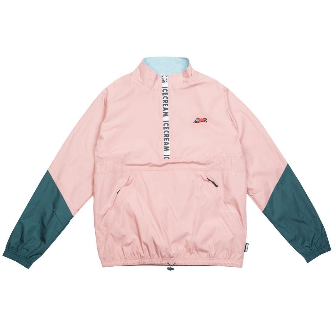 Ice Cream Men Malt Jacket (pink / rose tan)