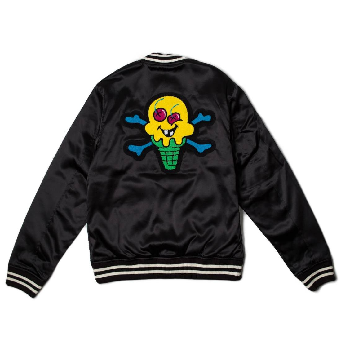 Ice Cream Men Bones Jacket (black)