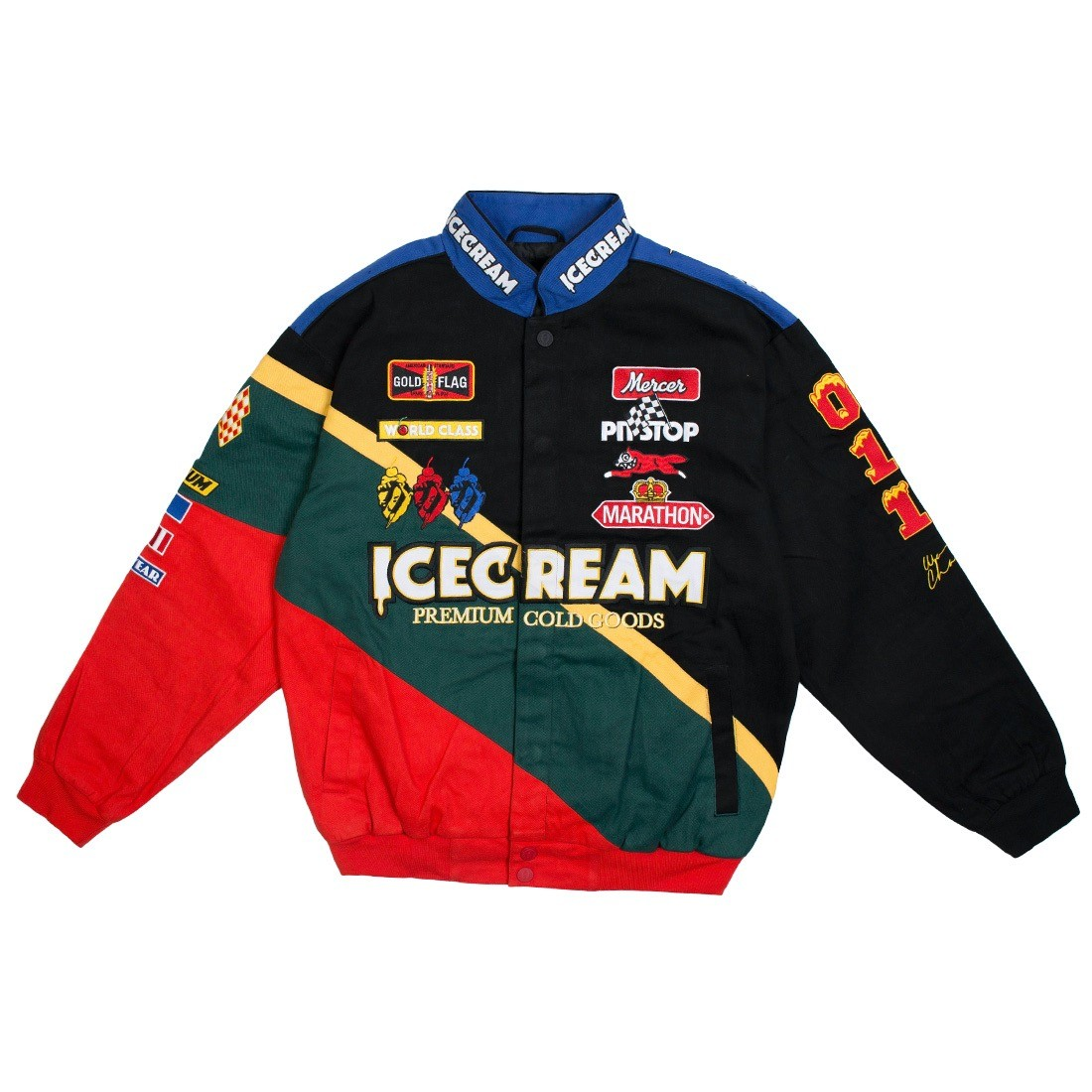 Ice Cream Men Waltrip Jacket (black)