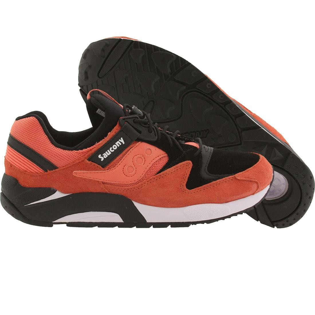 Saucony Men Grid 9000 (pink / coral / black)