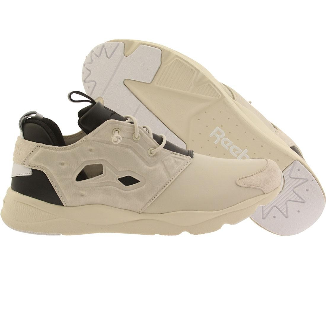 Reebok x Publish Men Furylite (white / oatmeal / black)