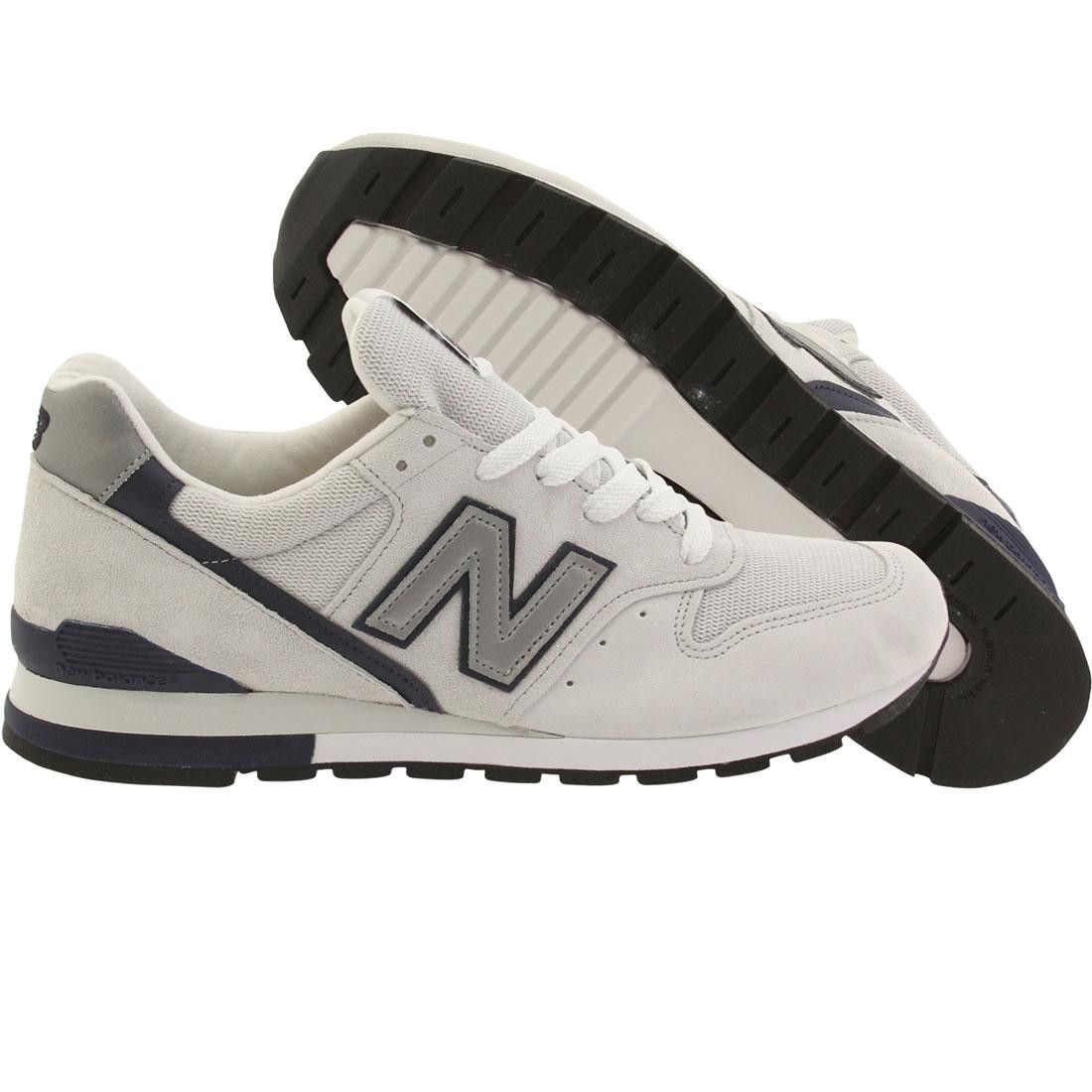 online retailer 86a6a f6a82 New Balance Men 996 Heritage M996CFIS - Made In USA (gray / clay / navy)