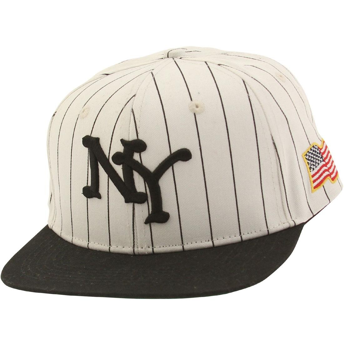 10 Deep Hometown Snapback Cap (white)
